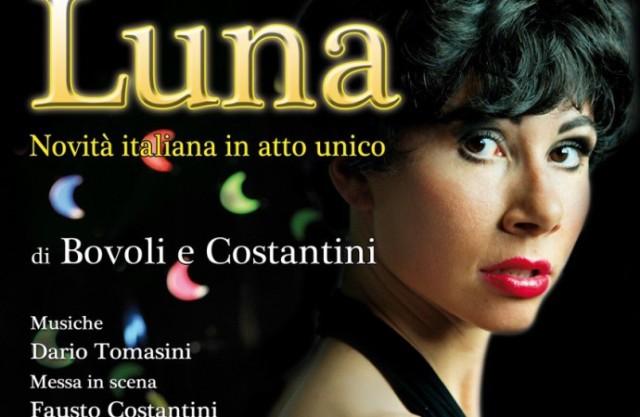 Luna lo spettacolo teatrale di Bovoli e Costantini al Teatro Pacini