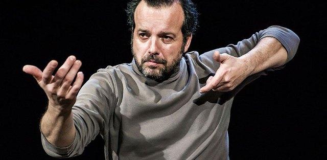 In Nome del Padre con Mario Perrotta al Teatro del Popolo