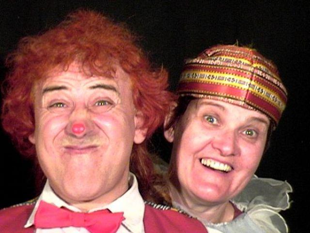 Aram Sam Sam con i Circusbandando al Teatro del Momento