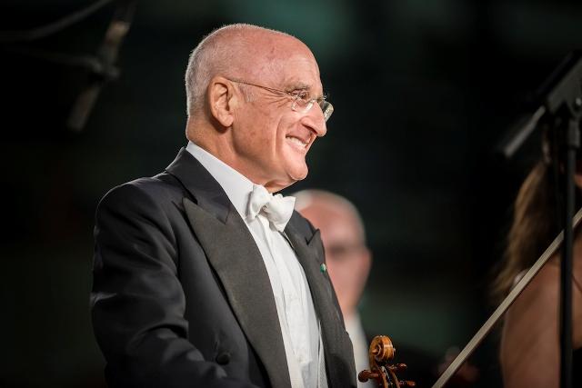 Salvatore Accardo e l'Orchestra da Camera Italiana in concerto al Lucca Classica Music Festival