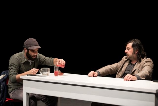 Un quaderno per l'inverno con Alberto Astorri e Luca Zacchini alla Città del Teatro