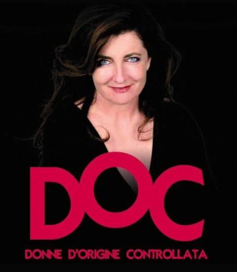 D.O.C Donne d'origine controllata con Francesca Reggiani al Teatro Pacini