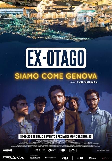 Ex-Otago – Siamo come Genova