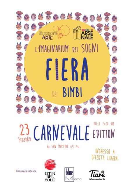 La Fiera dei Bimbi, Imaginarium dei sogni, Carnevale Edition