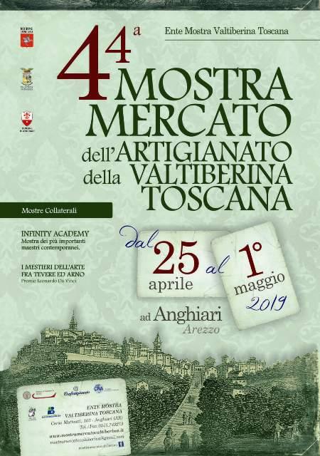 Mostra Mercato dell'Artigianato della Valtiberina Toscana