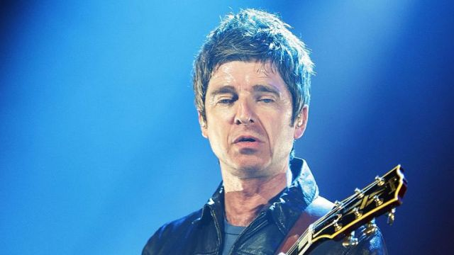 Noel Gallagher's High Flying Birds in concerto al Pistoia Blues Festival