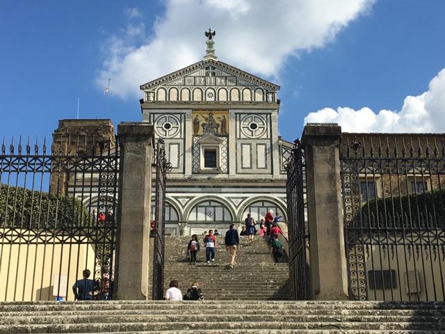 San Miniato al Monte di Paola Lucarini. Narrazione in forma di Concerto a cura di Piero Grazzini