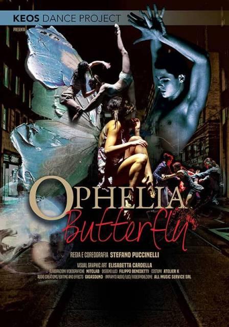 Ophelia Butterfly prima assoluta al Festival La Versiliana