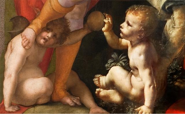 Leonardo e Pontormo. La natura e l'antico, due grandi artisti in relazione al Museo Casa del Pontormo a Empoli