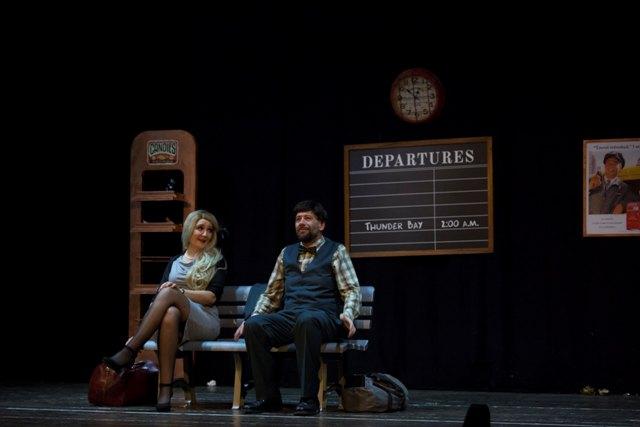 Intrappolata con i Teatranti Quanto Basta al Teatro Francesco di Bartolo