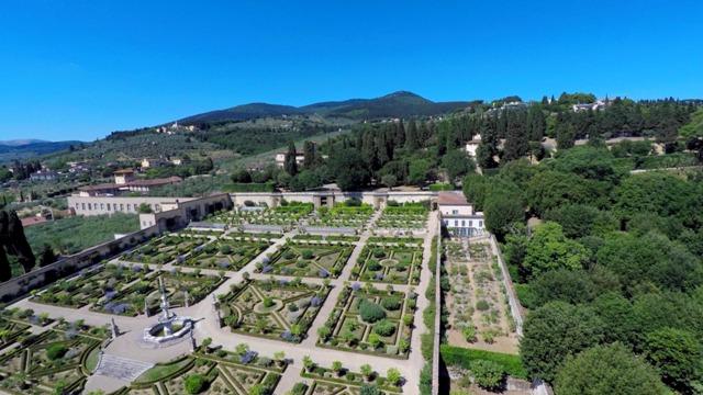 Le meraviglie del giardino della Medicea di Castello da metà maggio a settembre visite guidate gratuite nel Cinquecentenario di Cosimo I de' Medici