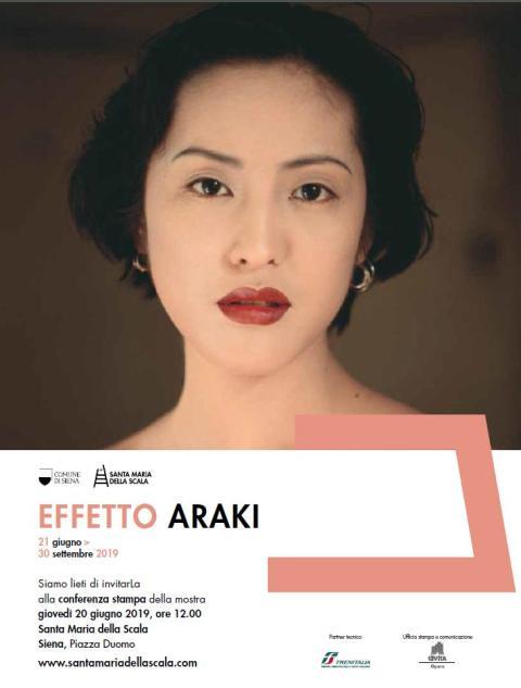 Effetto Araki la mostra che celebra il grande fotografo giapponese al complesso museale Santa Maria della Scala
