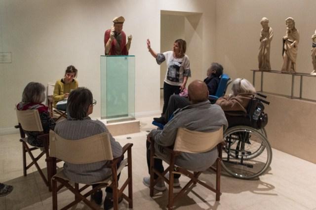 I Musei del Comune di Massa Marittima hanno aderito alla Rete regionale Musei Toscani per l'Alzheimer