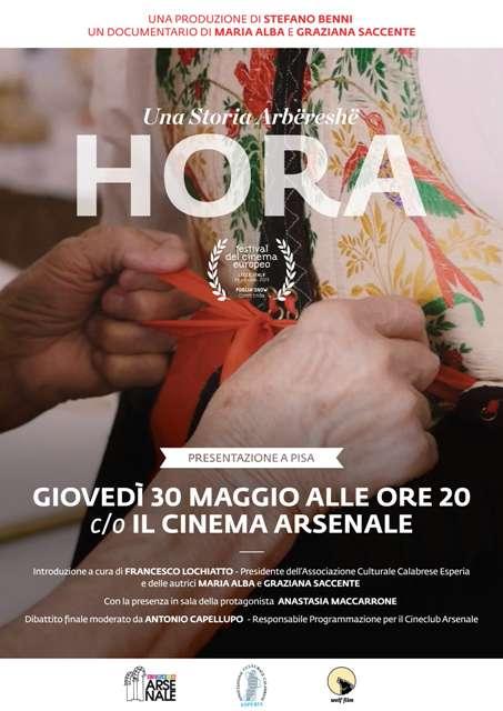 HORA – Una Storia Arbëreshë il documentario presentato dalle registe Maria Alba e Graziana Saccente al Cinema Arsenale