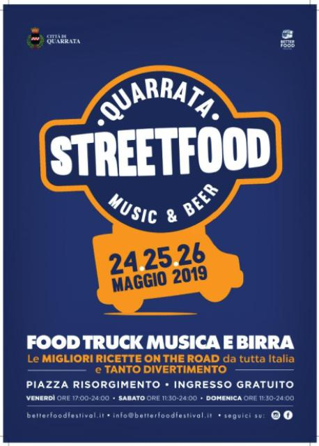 Quarrata Street Food Music & Beer