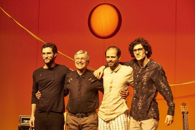 Caetano Veloso leggenda della musica brasiliana a Musart Festival Firenze 2019