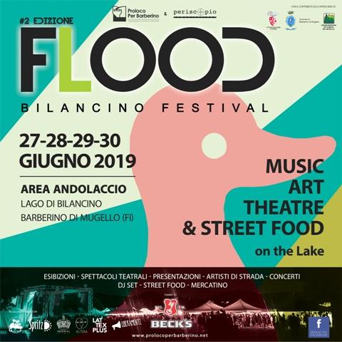 Flood, spettacoli e divertimento sul Lago per un inizio d'estate da sogno