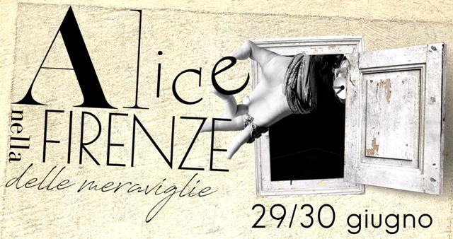 Alice nella Firenze delle meraviglie al Teatro nelle vie dell'Oltrarno