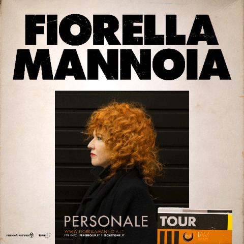 Fiorella Mannoia si aggiunge una nuova data al Personale Tour al Teatro Verdi di Firenze