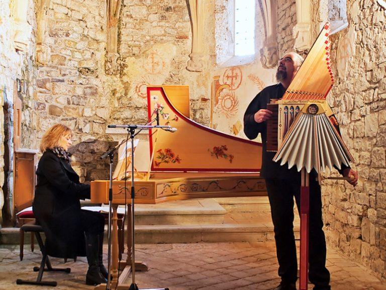 La Fisarmonica di Leonardo, lo strumento costruito dalle bozze del Genio arriva a Vinci
