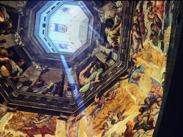 Torna il passaggio del sole nello Gnomone del Duomo di Firenze