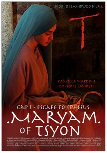 Maryam of Tsyon – Cap I Escape to Ephesus