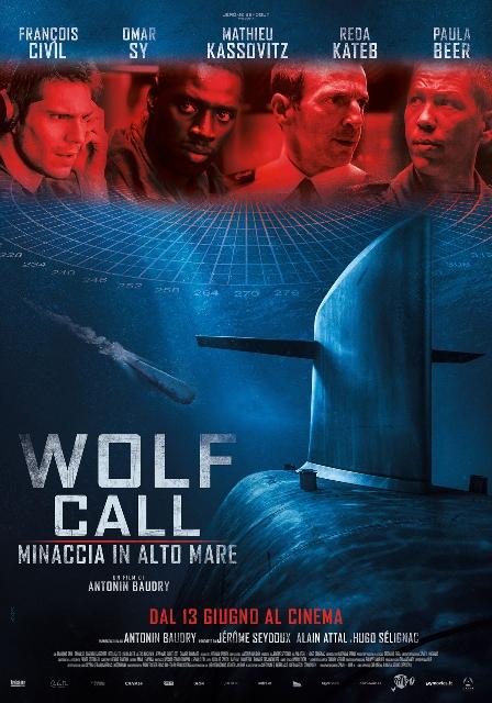 Wolf Call – Minaccia in alto mare