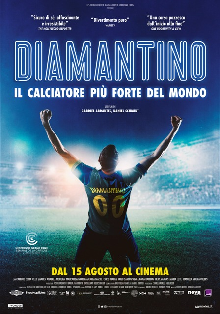 Diamantino – Il calciatore più forte del mondo