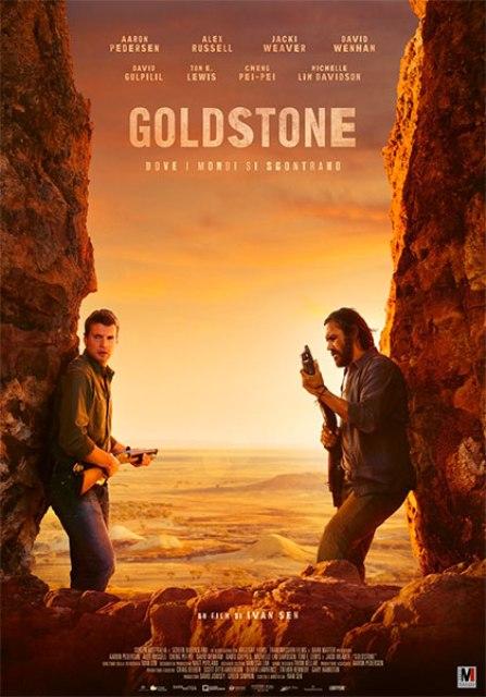 Goldstone – Dove i Mondi si Scontrano