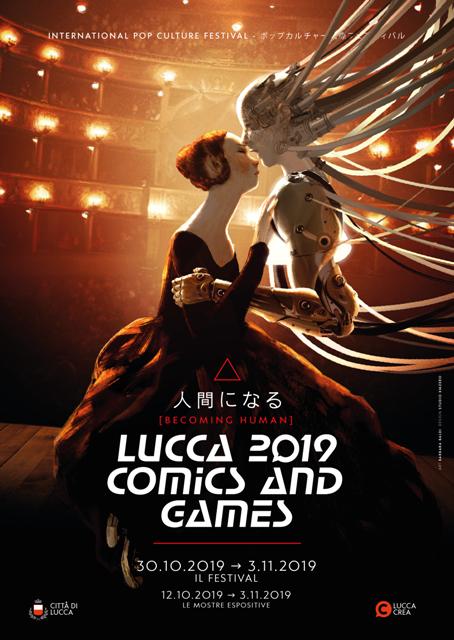 Destinazione Lucca Comics & Games 2019 conto alla rovescia