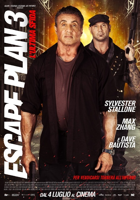 Escape Plan 3 – L'ultima Sfida