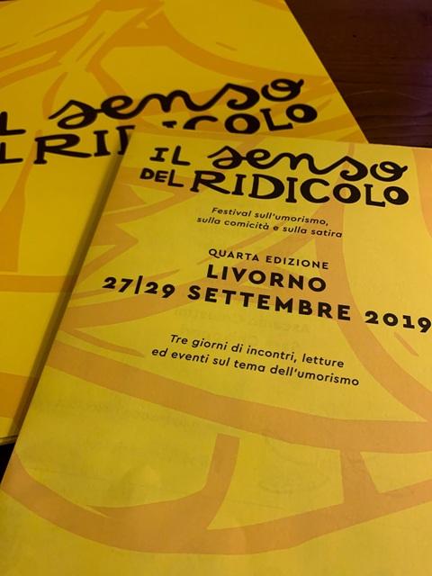 Il Senso del Ridicolo, Festival Italiano sull'umorismo, sulla comicità e sulla satira