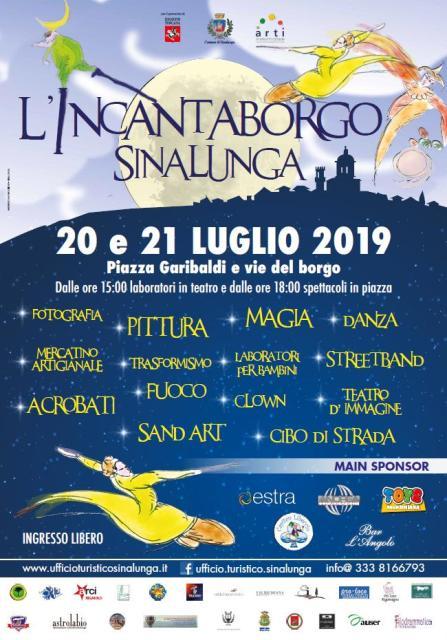 L'incantaborgo Festival di arti di strada a Sinalunga