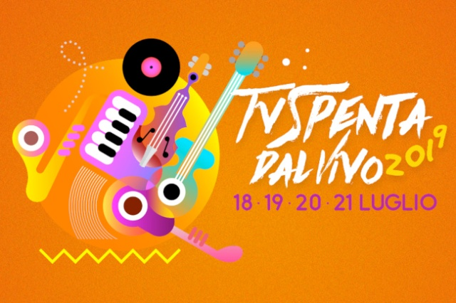 Festival TVSpenta dal vivo 2019 con quattro giorni di musica Rock, giochi, letture, contest, tavole rotonde