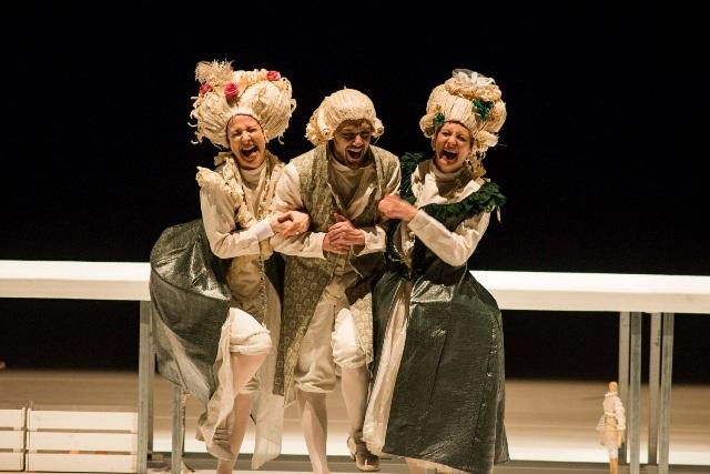 La Locandiera di Carlo Goldoni al Teatro di Rifredi