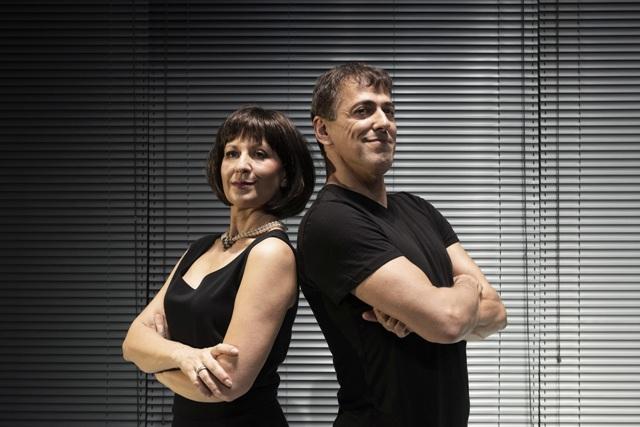 Tre Rotture con Monica Bauco e Riccardo Naldini al Teatro di Rifredi
