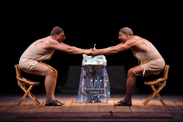 La Scortecata liberamente tratto da Lo cunto de li cunti di Giambattista Basile al Teatro di Rifredi
