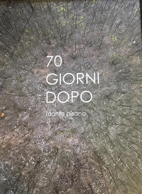 Mostra fotografica 70 giorni dopo di Fabio Bacci a Vicopisano