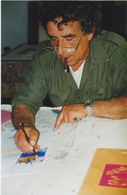 Arti e Terre Vissute la mostra dell'artista Angelo Maiorana al Museo Leonardiano