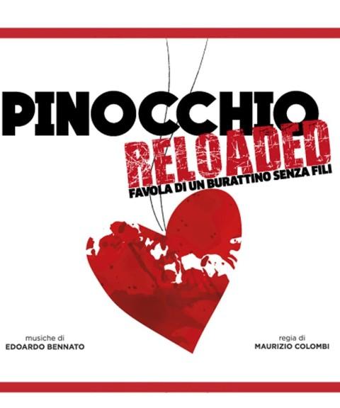 Pinocchio Reloaded – Favola di un burattino senza fili, il musical al Teatro Verdi