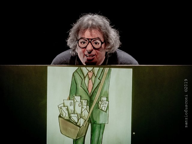Dire fare teatrare: il teatro per bambini, debutto con Trame su misura di Renzo Boldrini