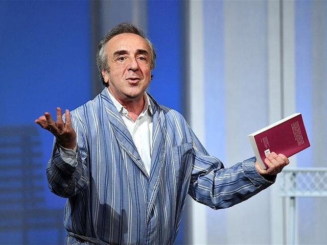 Si nota all'imbrunire con Silvio Orlando al Teatro Excelsior