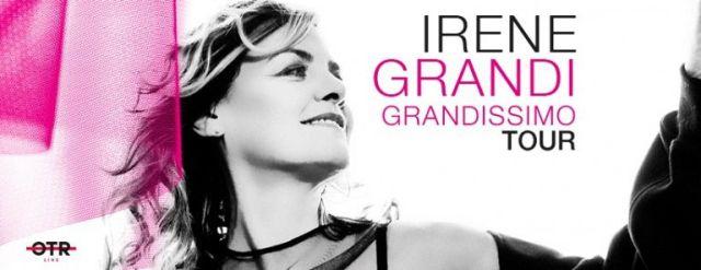 Irene Grandi & Friends in concerto al Teatro Verdi