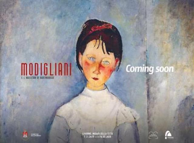 Modigliani e l'avventura di Montparnasse Capolavori dalle collezioni Netter e Alexandre