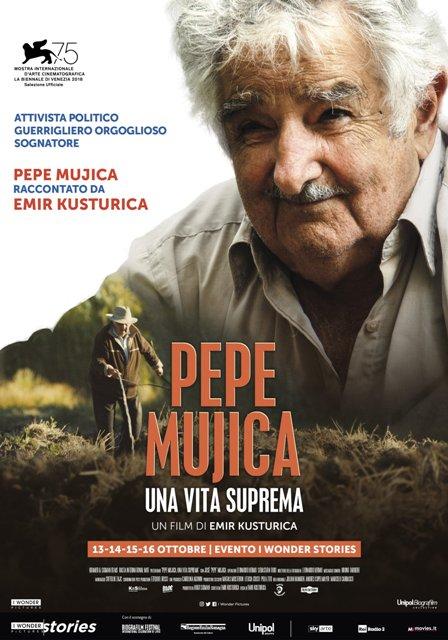 Pepe Mujica, una vita suprema