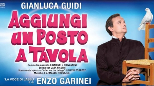 Aggiungi un Posto a Tavola al Teatro Goldoni