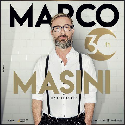 Marco Masini in concerto al Teatro Verdi con due date