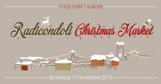 Radicondoli Christmas Market