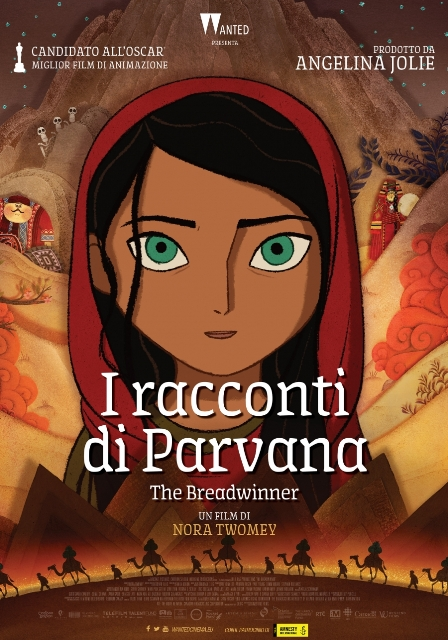 I Racconti di Parvana – The Breadwinner