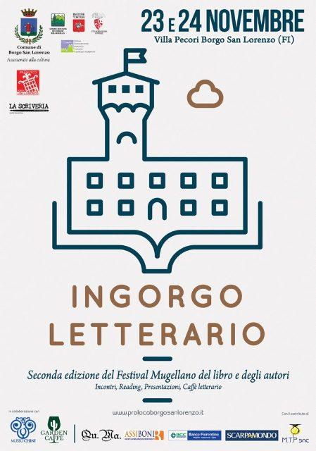 Ingorgo letterario: un ricco programma di appuntamenti con libri ed autori